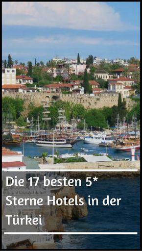 """Die 17 besten 5 Sterne Hotels in der Türkei! Meine ausführliche Antwort auf eine der meistgestellten Fragen in meinem Posteingang! """"Kannst du ein gutes Hotel in der Türkei empfehlen? - Die Antwort darauf gibt es jetzt hier: http://www.tuerkeireiseblog.de/5-sterne-hotel-tuerkei/"""