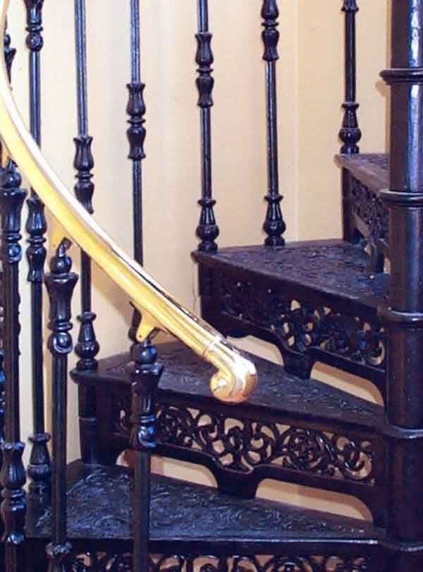 Best Victorian Cast Iron Spiral Stairs Essex Spiral 400 x 300