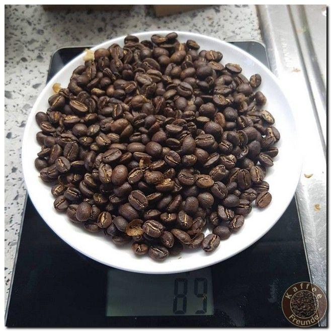 Kaffee selber rösten mit den Philips Airfryer