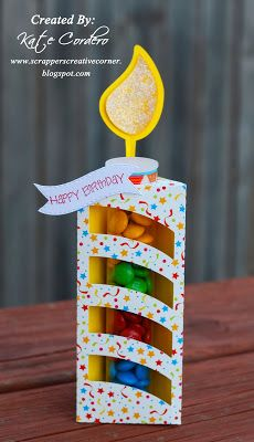 Scrappers Creative Corner: SVG Cutting Files Monthly Challenge.....Happy Birthday!