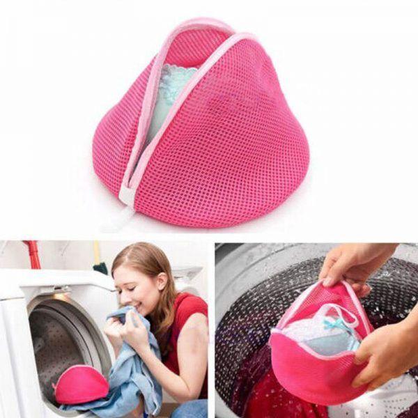 Women Bra Laundry Bag Clothes Washing Net Bra Laundry Bag Wash