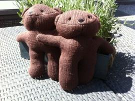 MR. BEAN GEBORDUURDE BEER | kraamkado, geschenken | presentshop