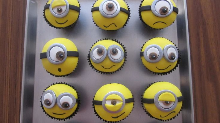 Minion Cupcakes I'm sorry I forgot the name of the CC member who inspired me to make these lovely cupcakes.... I have seen so many...