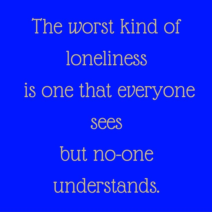 The worst kind of loneliness is one that everyone sees but no-one understands.  #QuotesYouLove #QuoteOfTheDay #FeelingLonely #QuotesOnFeelingLonely #FeelingLonelyQuotes  Visit our website  for text status wallpapers.  www.quotesulove.com