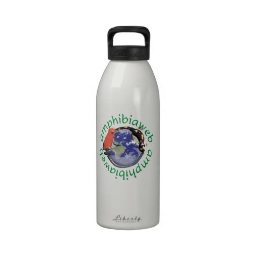 AmphibiaWeb Water Bottle