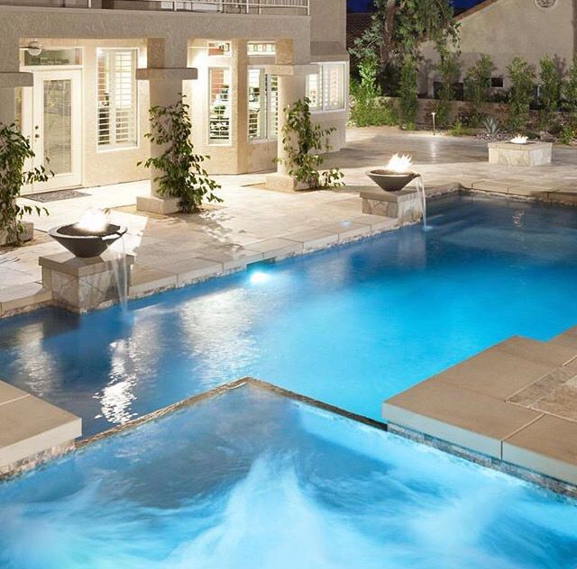 1500 best Swimming Pool Design images on Pinterest | Outdoor living ...