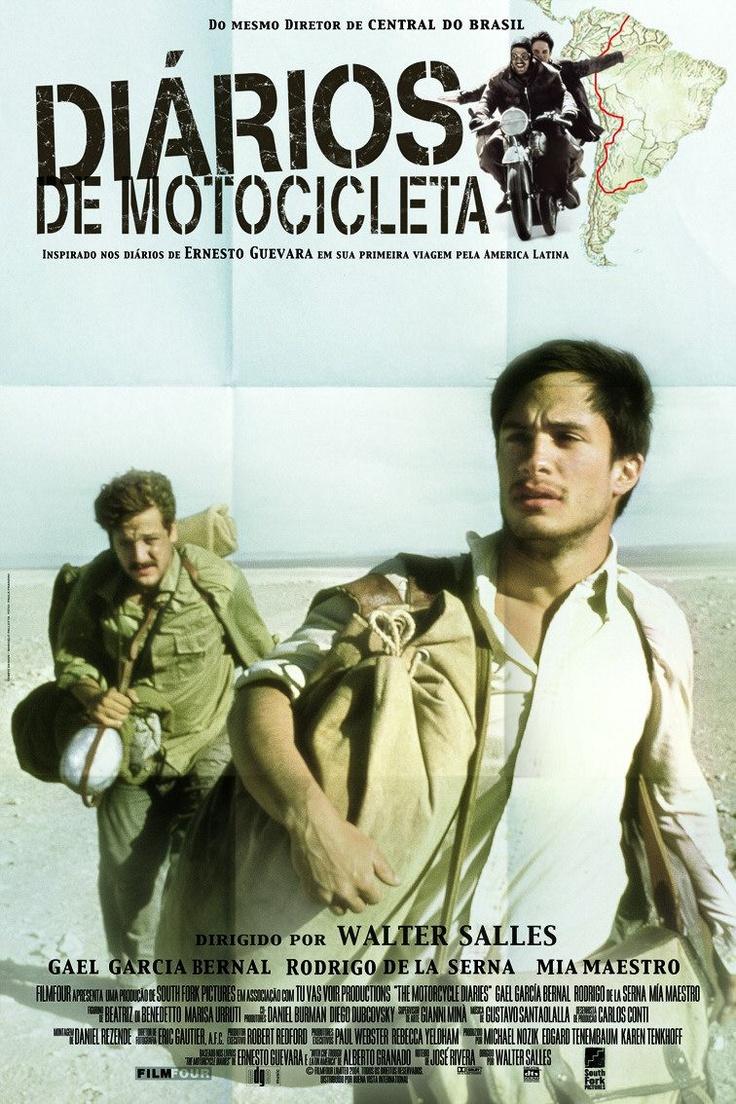 Diários de Motocicleta (Diarios de motocicleta), 2004.