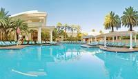 The Four Seasons Hotel in Las Vegas.