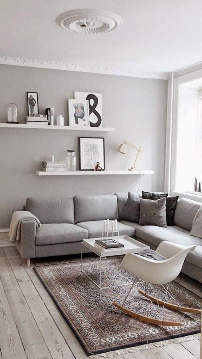 Inspiring Small Living Room Interior and Decor - Page 3 of 73 Arch - moderne wandgestaltung fur wohnzimmer