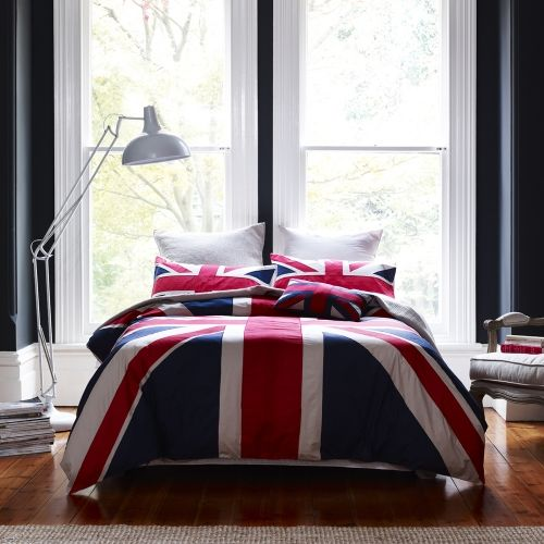 Adairs Bedroom - Quilt Covers & Coverlets - Union Jack