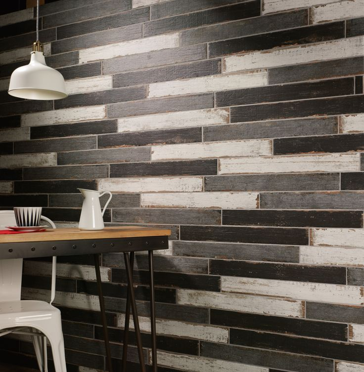 Mix up the RETRO range on walls and floors to create a casual, trendy look with these stunning paint-weathered look tiles...
