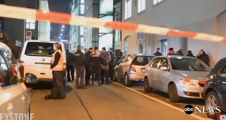 THREE WOUNDED IN SHOOTING Near Zurich Islamic Center (Video)  Jim Hoft Dec 19th, 2016