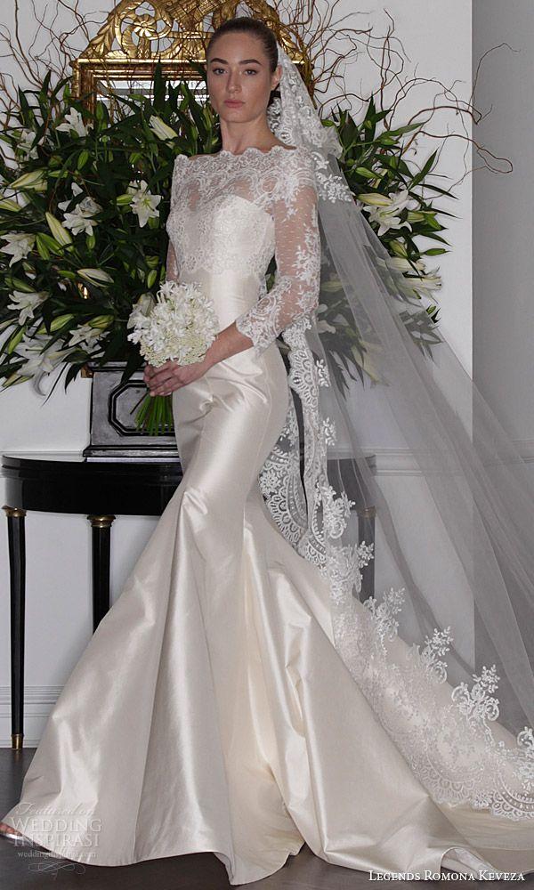 Legends Romona Keveza Fall 2016 Wedding Dresses | Wedding Inspirasi