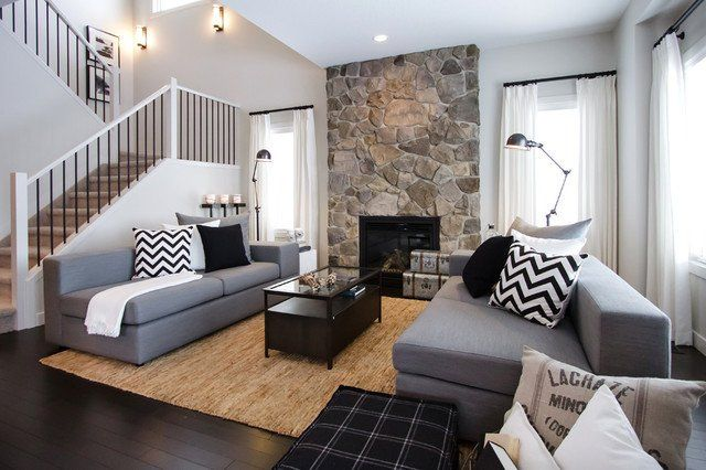 Modern Cottage Living Room Decorating Ideas Awesome Nfid Cottage Casual Contemporary Li Casual Living Rooms Modern Casual Living Room Casual Living Room Design