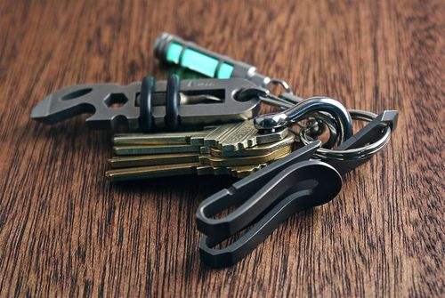 EDC Keychain by misterS