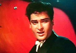 Shammi Kapoor in Teesri Manzil (1966).