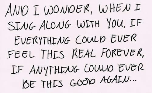 Foo Fighters - Everlong Lyrics Meaning - Lyric Interpretations