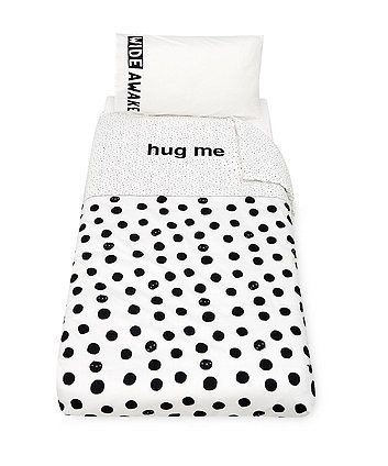 my k cot bed duvet set | duvet sets & pillowcases | Mothercare