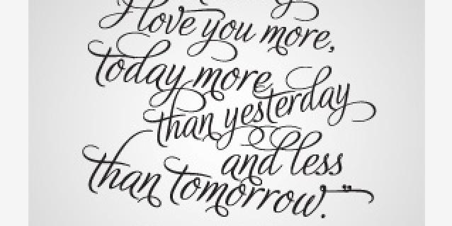 Love you babe!