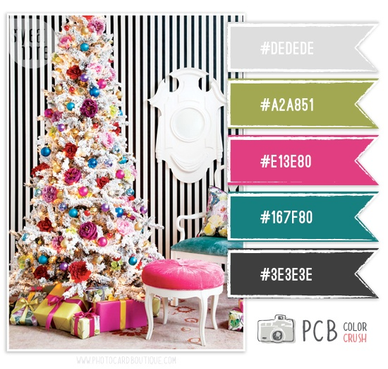 Category : Color Crush Palette   Photographer Templates by Photo Card Boutique