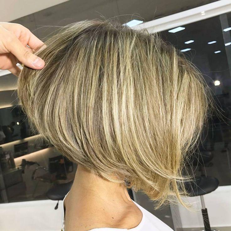 1,027 Gostos, 15 Comentários - Cabelo Curto / Short Hair (@cabeloscurtosbr) no Instagram