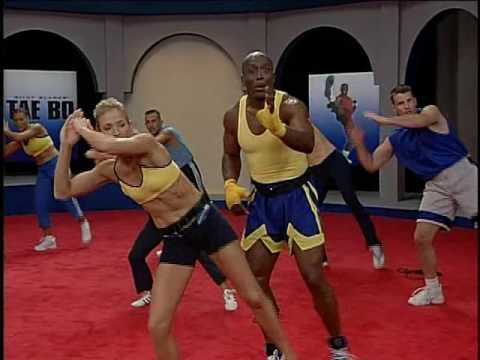 Billy Blanks Tae Bo TOTAL BODY FAT BLASTER - YouTube