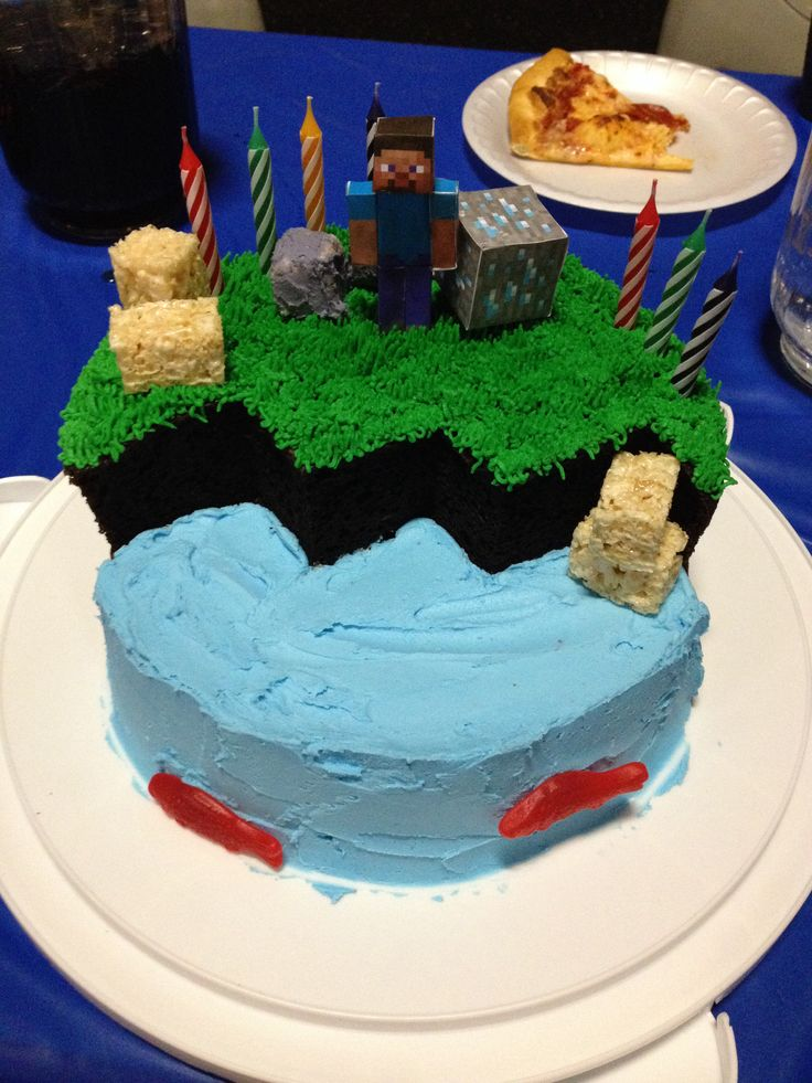 38 best Party Ideas images on Pinterest Kid parties Minecraft