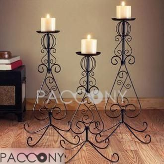 http://www.paccony.com/product/Black-Floor-Candle-Holders-22255.html