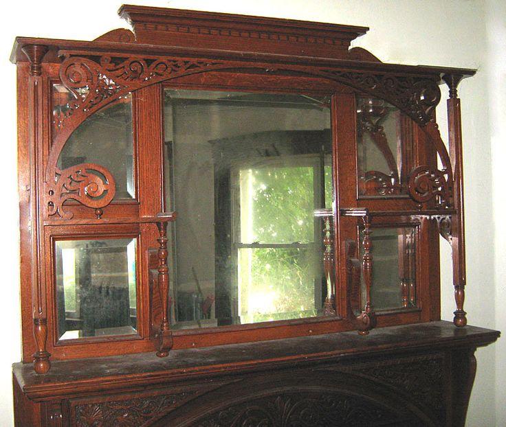 Best 10+ Victorian fireplace mantels ideas on Pinterest | Antique ...