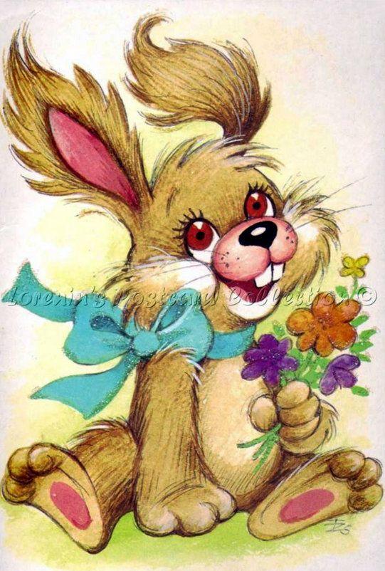 Открытка книга, картинки для детей зайчики и белочки