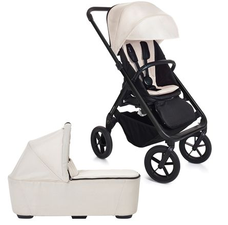EasyWalker Mosey Duovagn Black/Washington White