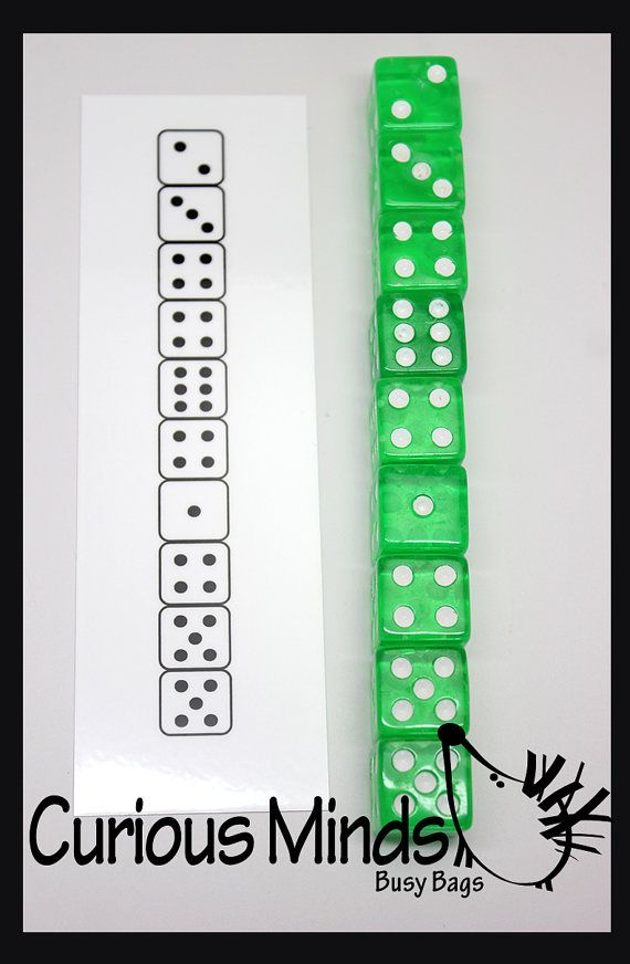 Have paper written with numbers and then turn over yo reveal if dice pattern I correct?