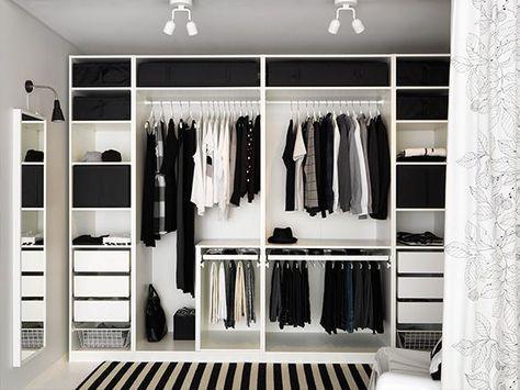 8 Design Hacks for Transforming Your Closet into the Closet of Your Dreams