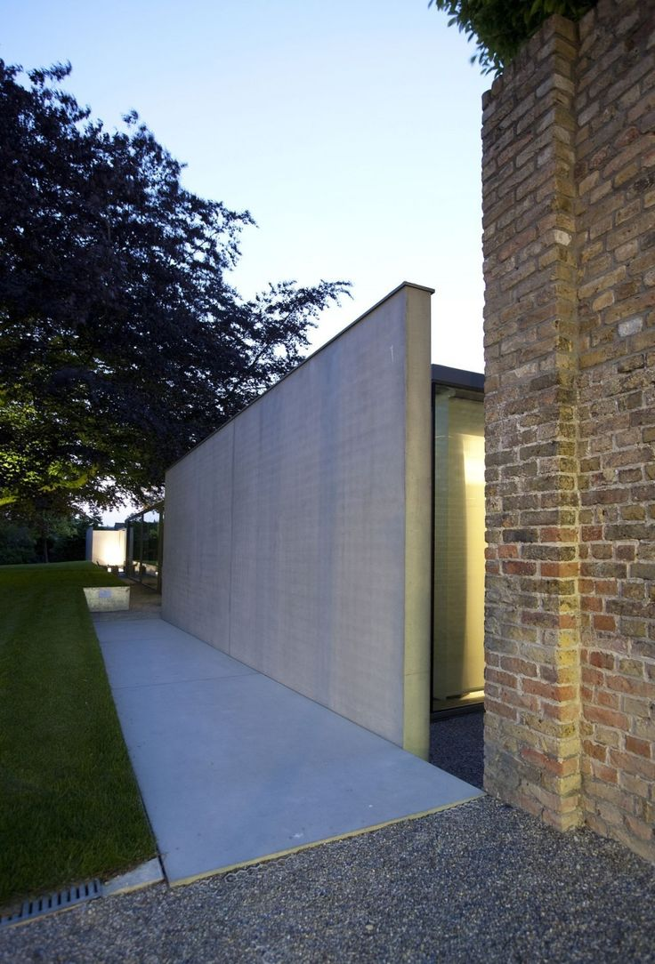 11 best Exterieur - beton images on Pinterest | Architecture ...