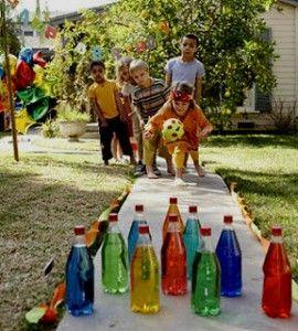 Игры для детей на день рождения для самых маленьких * Все о детях, про детей и для детей.