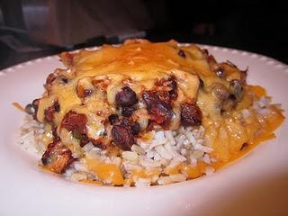 Crock Pot Fiesta Chicken #dinner
