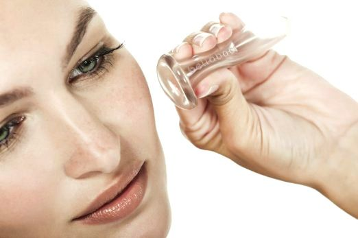 Face & eye cupping therapy. Facial cupping benefits include reduced puffiness and firmer skin.