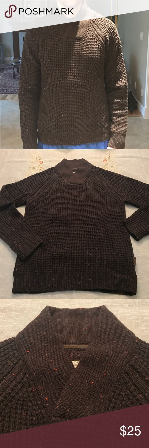 🆕 Cockpit USA men's wool sweater Never been worn cockpit USA Sweaters