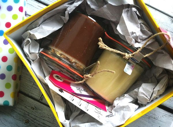 Toffitella und Chai Chocolate Brotaufstriche