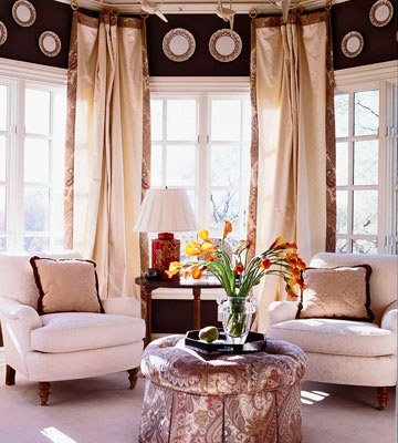 Living Room Furniture Arrangement Ideas Bay Window