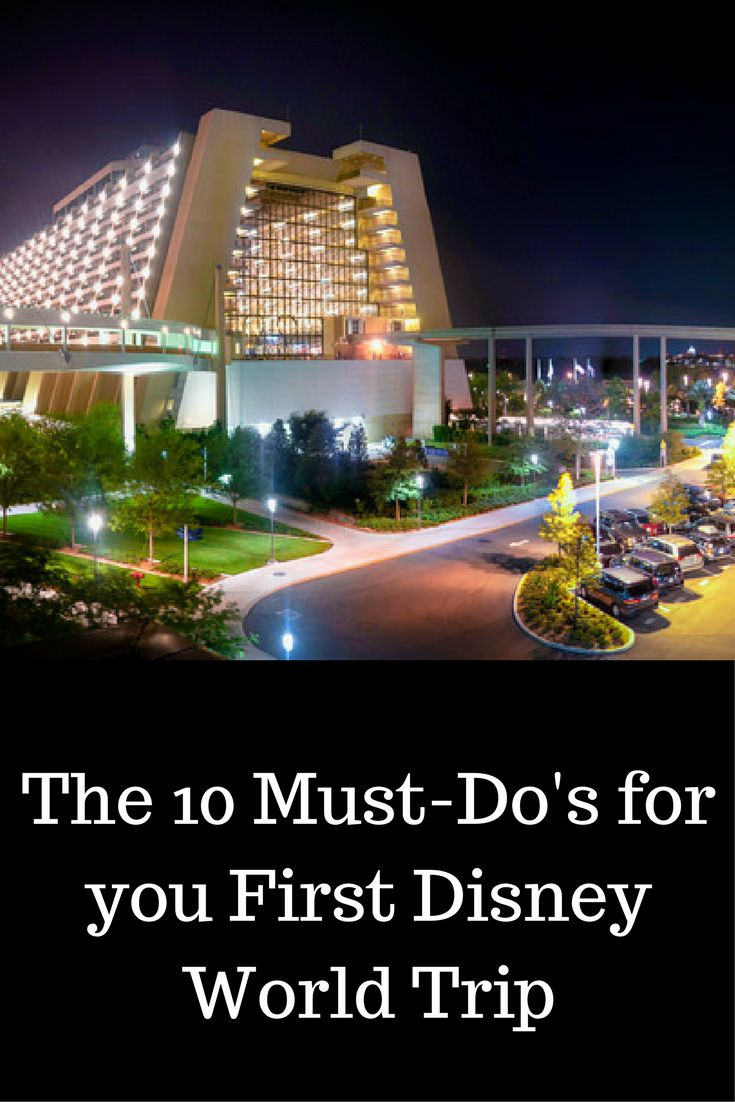This is the definitive list of must-do's for planning your first Disney World trip.  Photo Credit: CL Photographs Brown to Bronze IX: A Great View: By NIght via photopin(license)