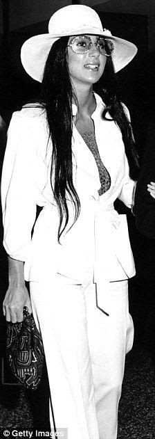 Cher. A 70s classic.