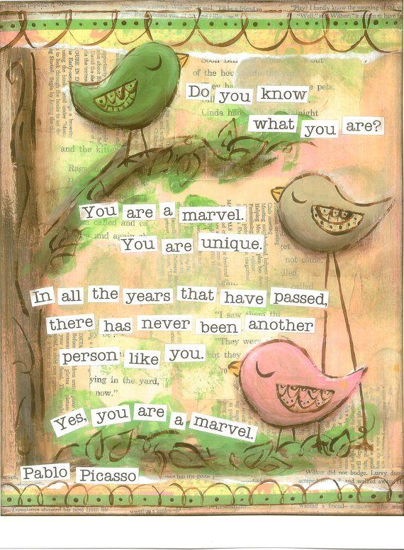 Una de mis citas favoritas para un niño.