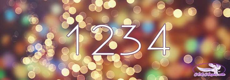 Understand the Meaning of Seeing 123 and 1234 Sponsored link  Seeing angel numbers like 11:11, 333, 222, and 444 are well known to contain guidance from the angels. Seeing these numbers definitely has a deeper spiritual significance. But what about seeing 1234? Do the number sequences 123, and 1234 carry messages and deeper spiritual meaning from …
