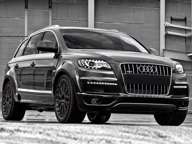 Audi Q7 Wide Track By A Kahn Design Santamonicaaudi Santa Monica Pinterest And Cars