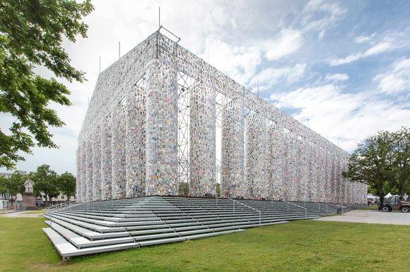 'El Partenón de los libros prohibidos'