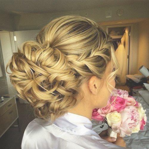 10 besten 10 Schöne Updo Frisuren für Hochzeiten…