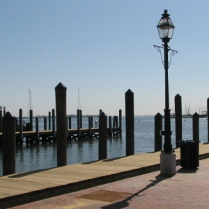 Another great place to visit  - City Dock, Annapolis