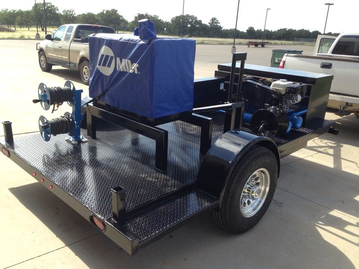 How to Start a Portable Welding Business