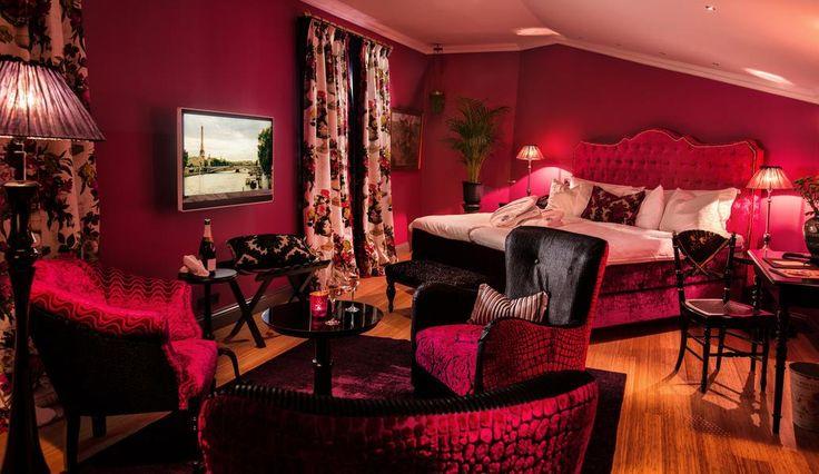 Dorsia Hotel, Gothenburg, Sweden – In Photos: Ten Wonderfully Over-The-Top Hotels